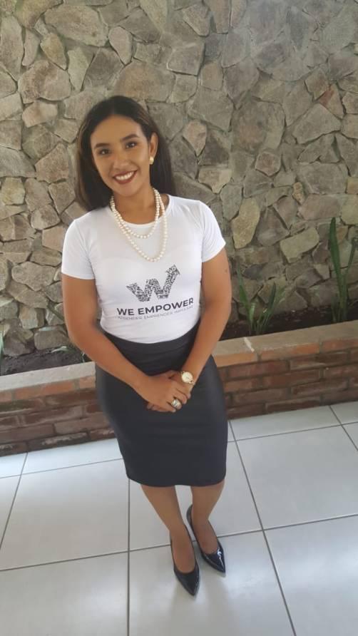 El ABC del Emprendedor Chinandega Emprende Kenia Peña We Empower P&M Cosmeticos